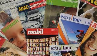 Zu Corporate Publishing zählen Kundenzeitschriften und Mitarbeitermagazine