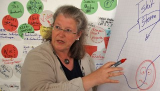 Gisela Goblirsch weiß, worauf es bei Krisen-PR ankommt