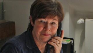 Adelheid Utters-Adam, Pressesprecherin der Caritas München Freising